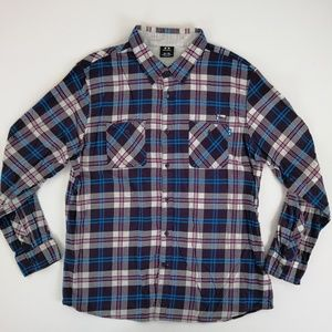 Oakley Plaid Shirt Men's XL